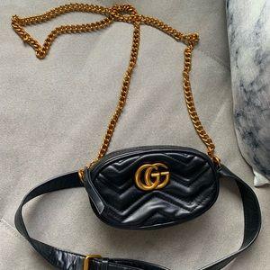Gucci lookalike beltbag